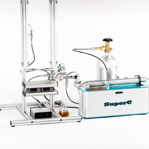 SuperC Extractor System - Affordable CO2 Oil & Wax Extraction Kit for Home 75
